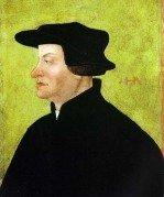 Ulrich Zwingli, Swiss reformer