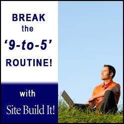 Make Money on the Internet,   SiteBuildIt! success