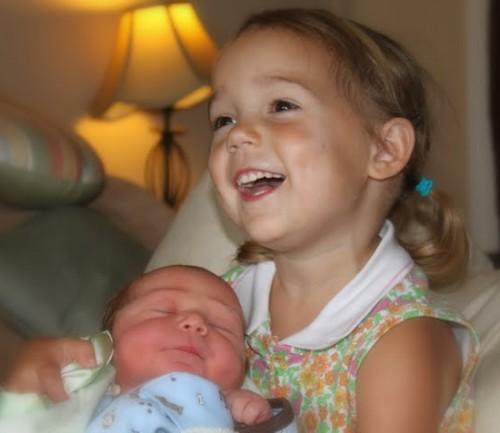 Do Ellie and Micah need infant baptism?