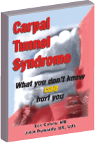 Julie Donnelly's Carpal Tunnel Syndrome relief