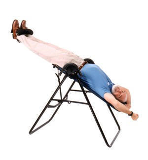 Quality inversion therapy table