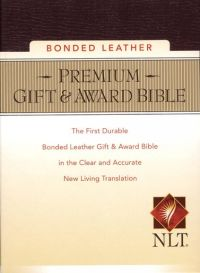 New Living Translation in bonded leather