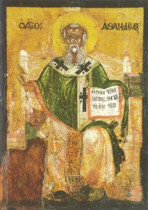 icon of Athanasius