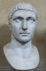Bust of Constantine the Great