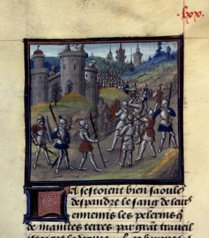 Seige of the City of Antioch in 1098