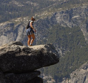 Glacier Point Ledge
