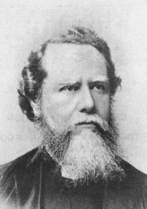 Hudson Taylor, founder of China Inland Mission