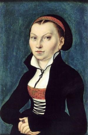 Mrs. Martin Luther, Katharina von Bora
