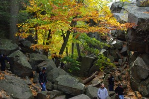 Purgatory Chasm in Massachussets