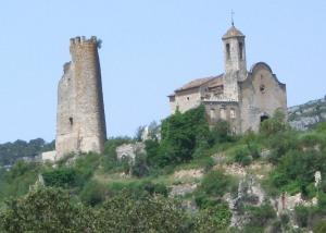 Santa Perpetua de Gaia chapel