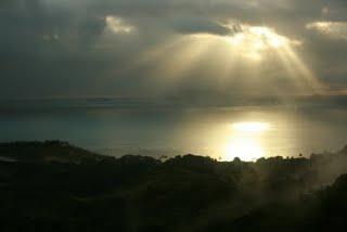 raise of the sun