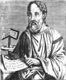 Eusebius Pamphilius of Caesarea, the historian