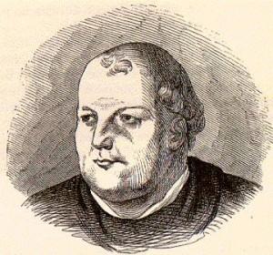 Johann von Staupitz, Martin Luther's mentor