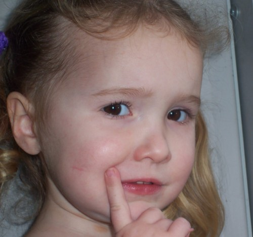 Leilani considering infant baptism