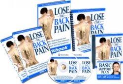 LoseTheBackPain.com free trial