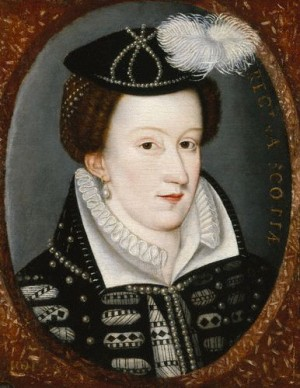 Queen Mary I of Scotland, also known as Mary, Queen of Scots
