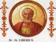 Pope Liberius