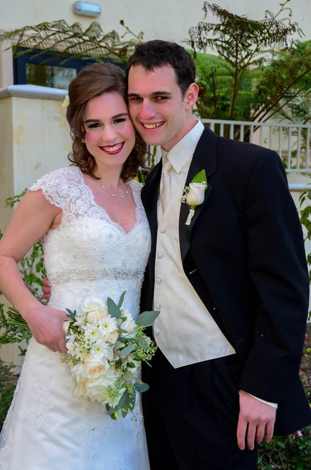Zerubbabel and Katie Pavao